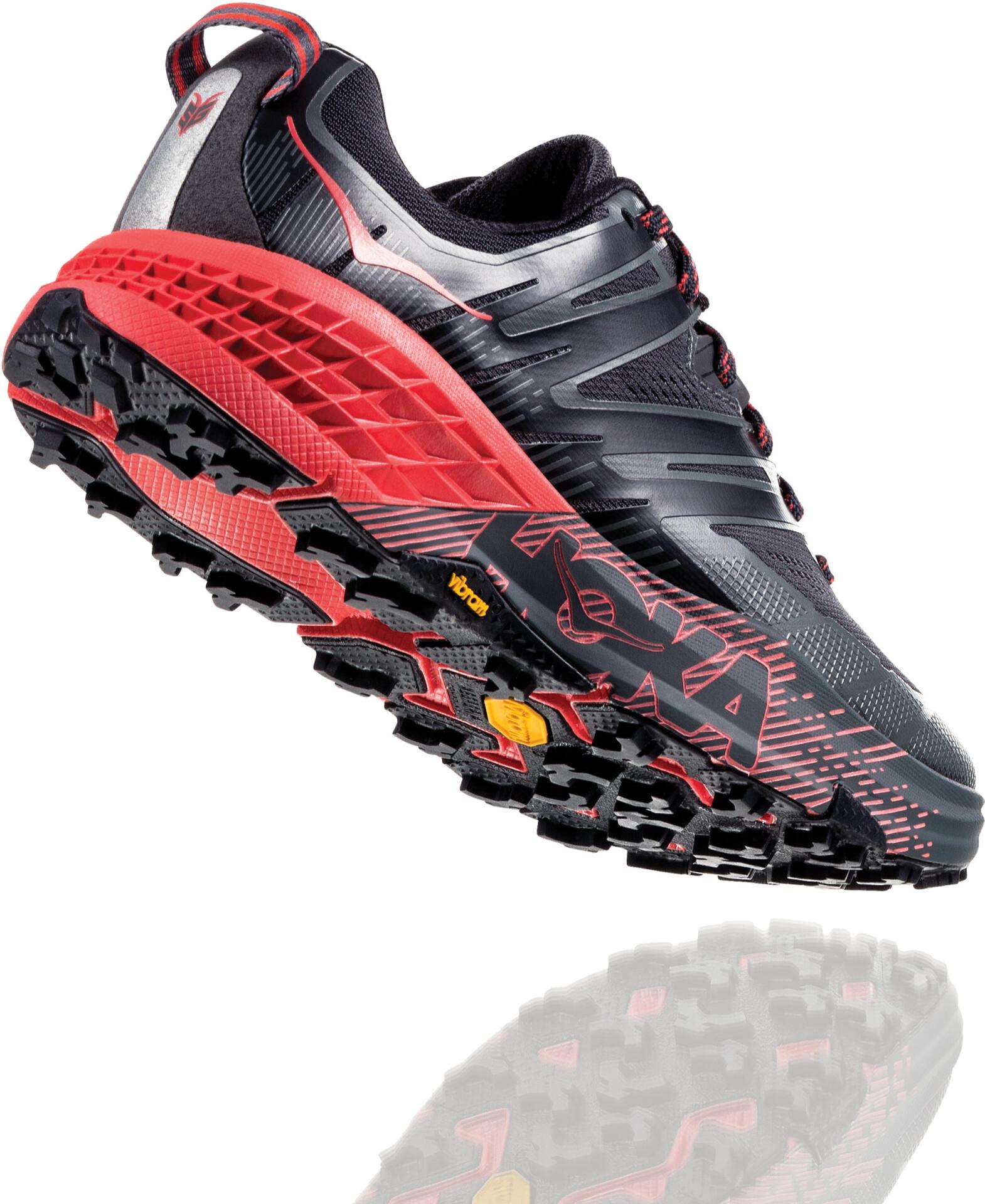 Hoka red de Speedgoat 3 trail shadowpoppy Chaussures One One Femmedark QWdCxoeBEr